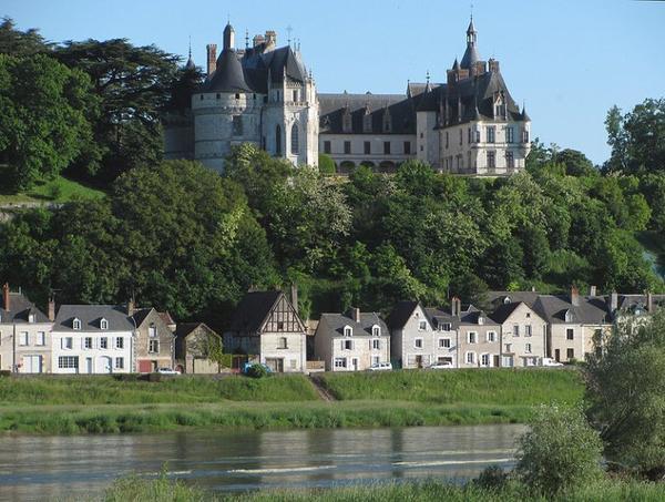 Châteaux et Palais _ _ Château de Chaumont-sur-Loire