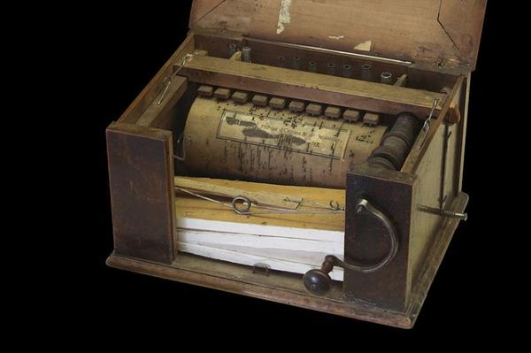 Instrument de Musique _ _ Serinette