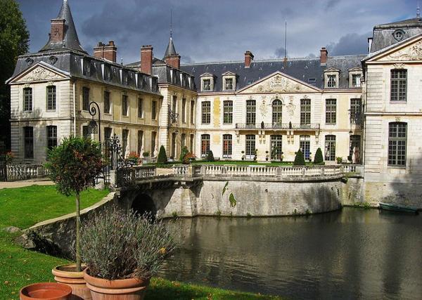 Châteaux et Palais _ _ Château d'Ermenonville