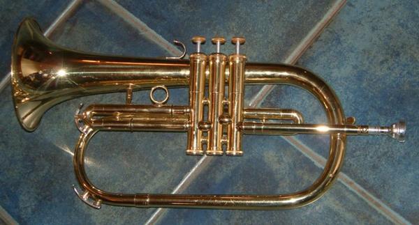 Instrument de Musique _ _ Bugle
