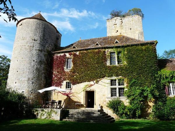 Châteaux et Palais _ _ Château de Baneuil