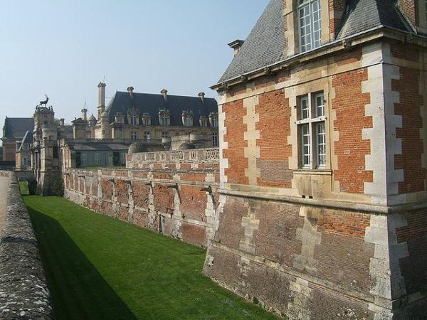 Châteaux et Palais _ _ Château d'Anet