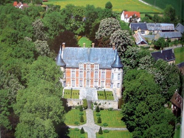 Châteaux et Palais _ _ Château de Levesville