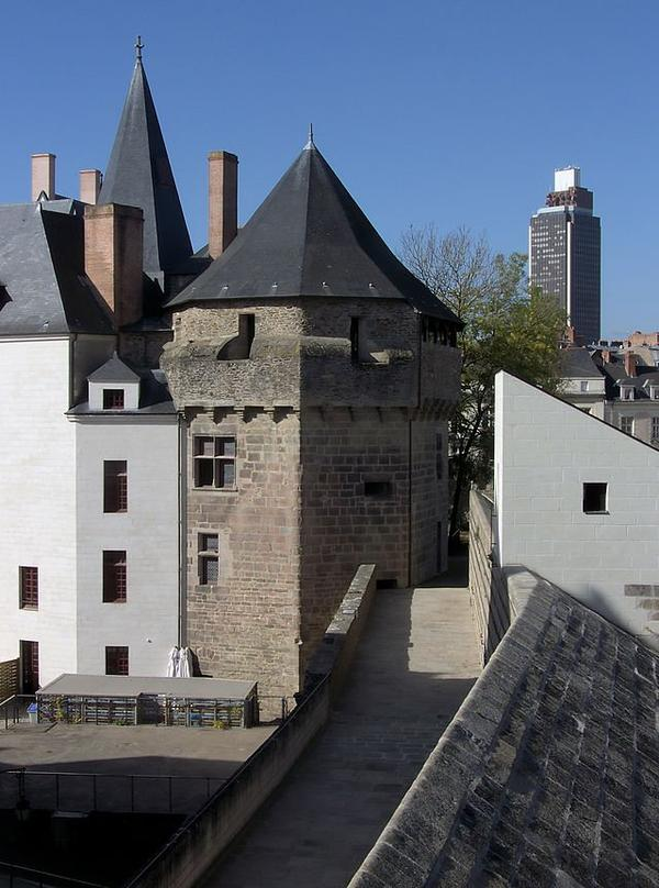 Châteaux et Palais _ _ Château des ducs de Bretagne