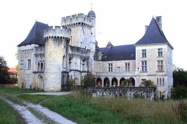 Châteaux et Palais _ _ Château de Campagne