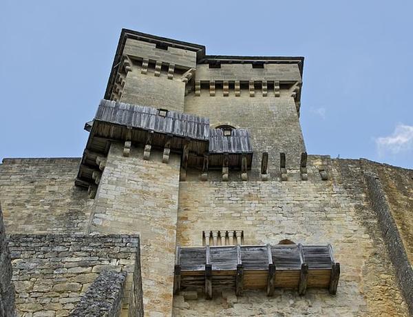 Architecture militaire du Moyen-Âge _ _ Hourd