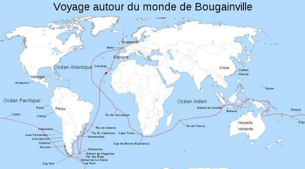 Les Explorateurs _ _ Louis Antoine de Bougainville