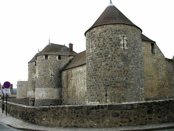 Châteaux et Palais _ _ Château de Dourdan