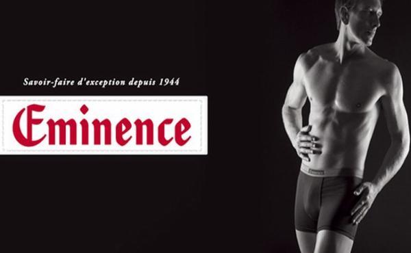 Publicité _ _ Éminence (sous-vêtements)