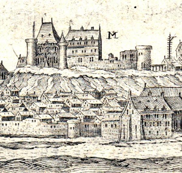 Châteaux et Palais _ _ Château royal de Pontoise