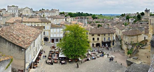 Histoire des villes de France _ _ Saint-Émilion