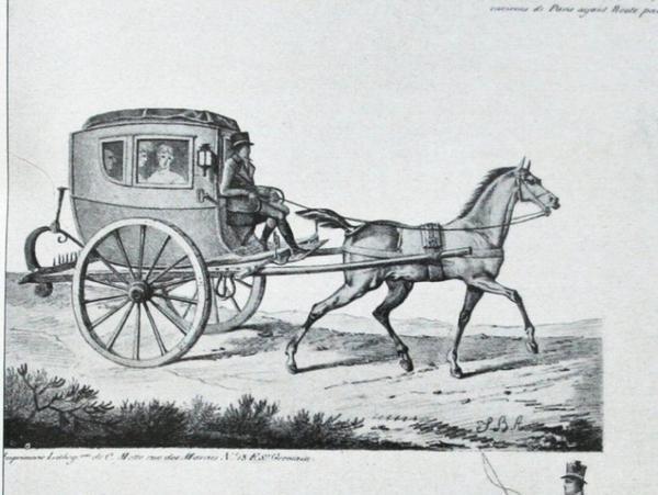 Les véhicules hippomobiles _ _ Coucou