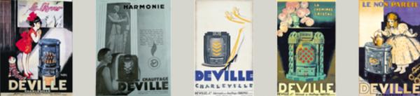Publicité _ _ Deville