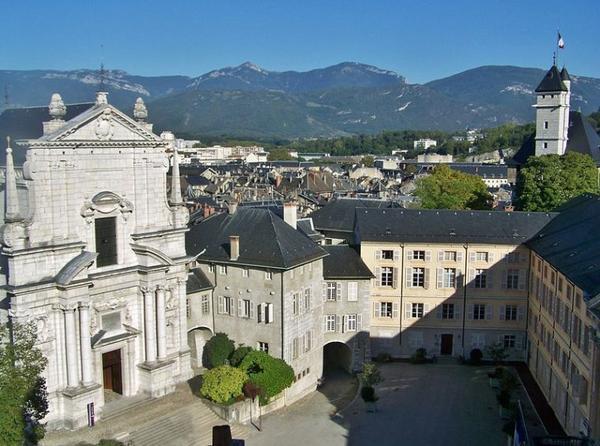Châteaux et Palais _ _ Château des ducs de Savoie