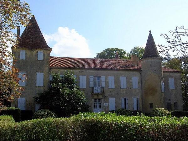 Châteaux et Palais _ _ Château de Castelmore