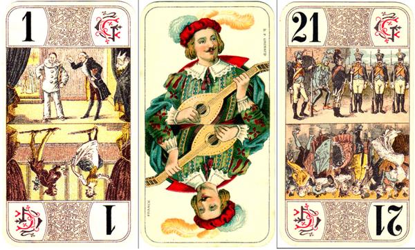Jeux de société _ _ Tarot français