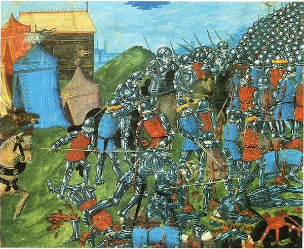 Les Grandes Batailles _ _ Bataille de Vouillé