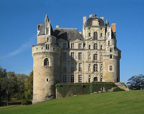 Châteaux et Palais _ _ Château de Brissac