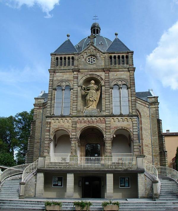 Les Pèlerinages _ _ Basilique Notre-Dame-de-Bon-Secours de Saint-Avold