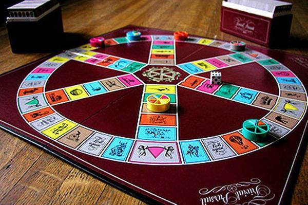 Jeux de société _ _ Trivial Pursuit
