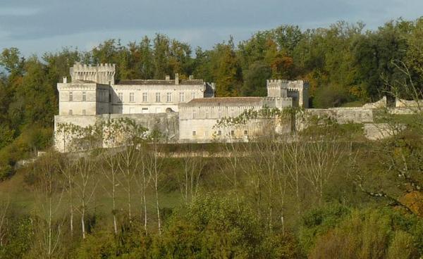 Châteaux et Palais _ _ Château de la Tranchade
