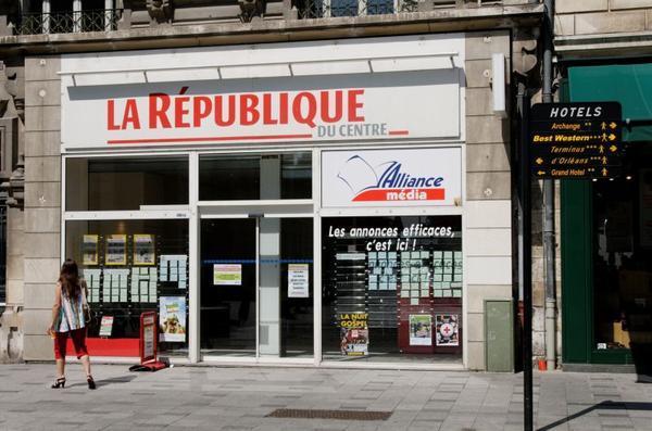 Presse écrite _ _ La République du Centre