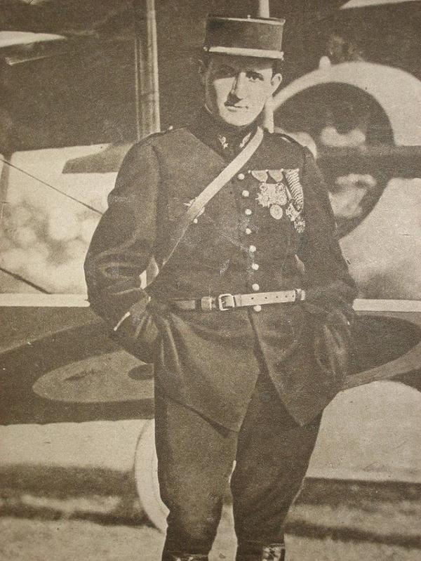 Pilotes et Aviation _ _ Georges Madon