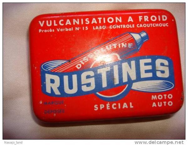 Inventeurs et Inventions _ _ Louis Rustin
