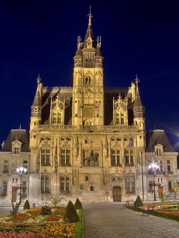 Hôtel de ville de Compiègne