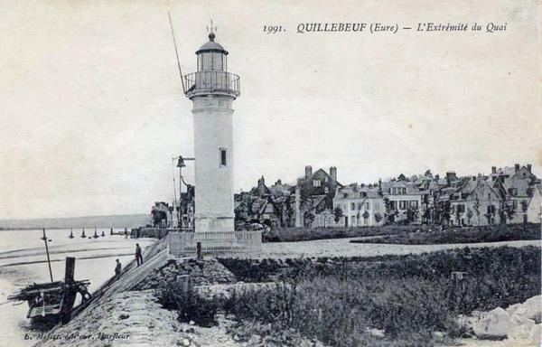 Phare de Quillebeuf
