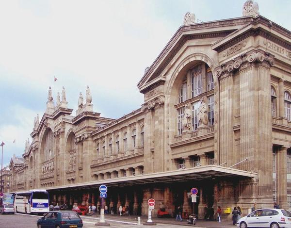 Gare de Paris-Nord