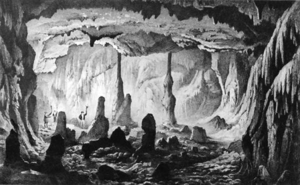 Les Premiers Hommes _ _ Grottes de Gargas