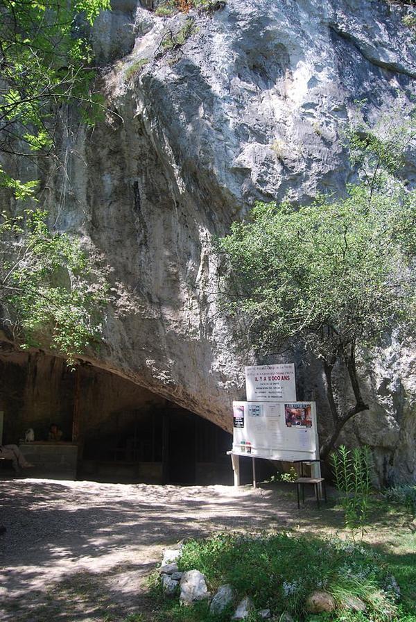 Les Premiers Hommes _ _ Grotte de la Vache
