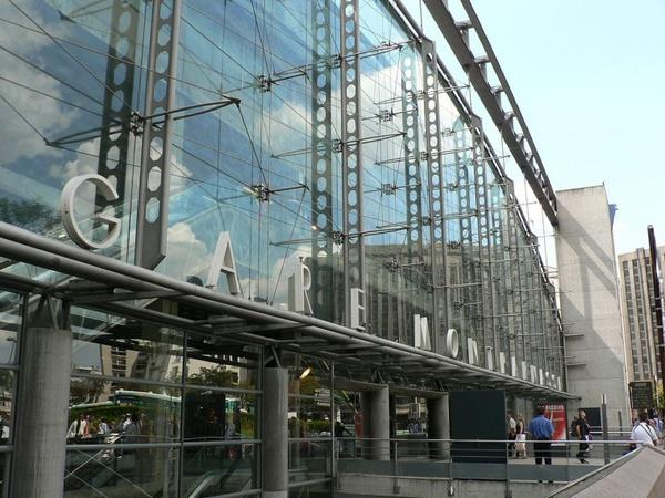 Les Gares de Paris _ _ Gare de Paris-Montparnasse