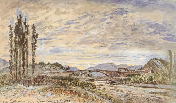 Pont Lesdiguières