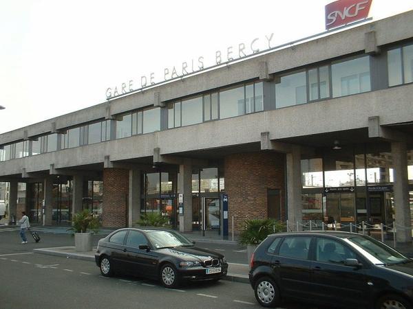 Gare de Paris-Bercy