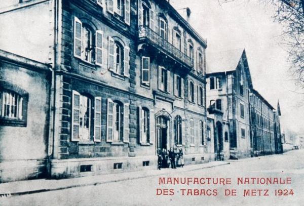 Manufacture des tabacs de Metz