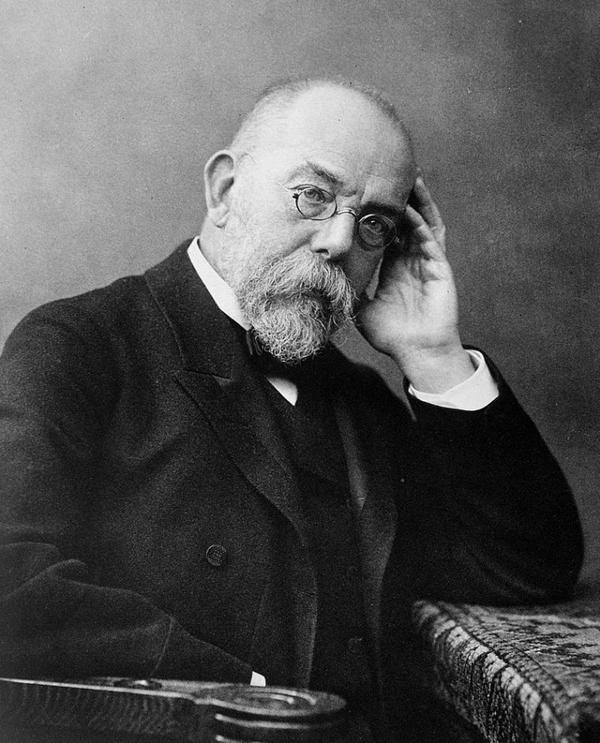 Evolution médicale _ _ Robert Koch
