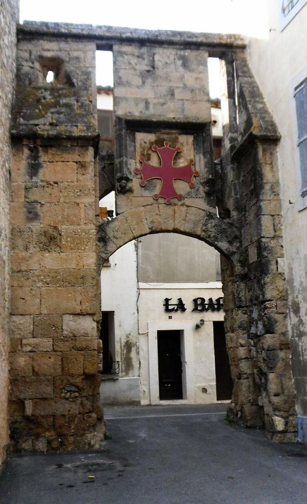 Porte de la Barbacane