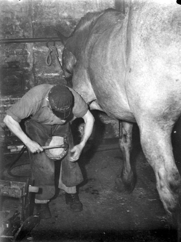 Les Inventions _ _ Fer à cheval