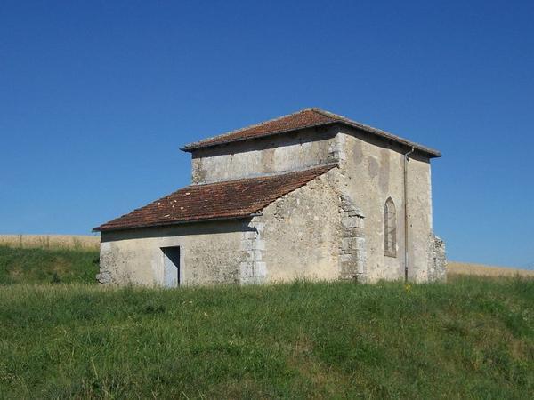 Chapelle de Moncourt