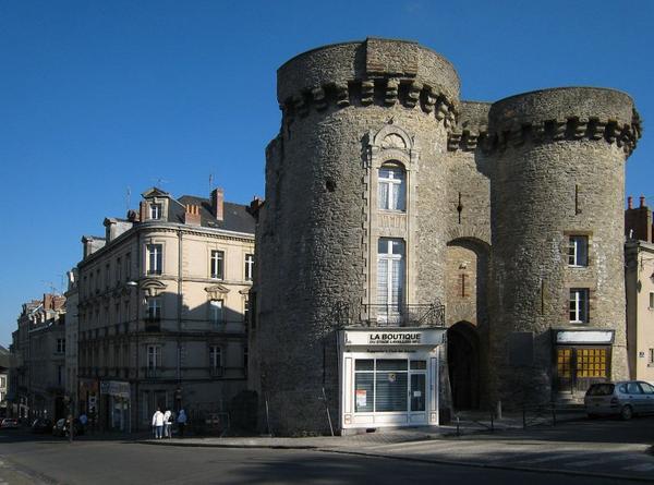 Porte Beucheresse (Laval-53)