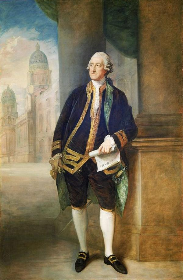 John Montagu (4e comte de Sandwich)