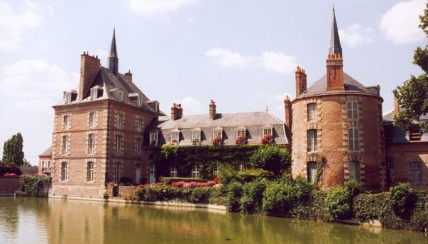 Château de Bellegarde (Loiret)