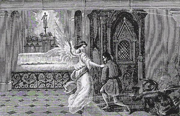 Sacrement de pénitence et de réconciliation