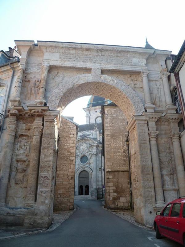 Porte Noire (Besançon)