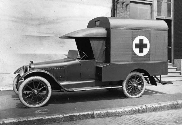 Evolution Médicale _ _ Ambulance