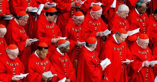 Devise Religieuse _ _ Cardinal