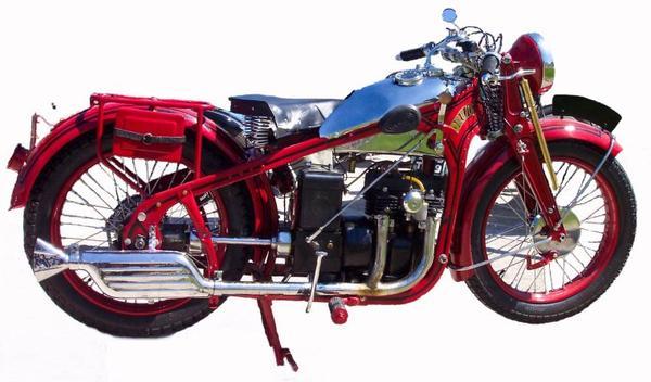 Moto et cycles du monde _ _ Dresch