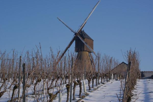Moulin à vent de la Pinsonnerie